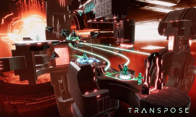 Transpose - World 3