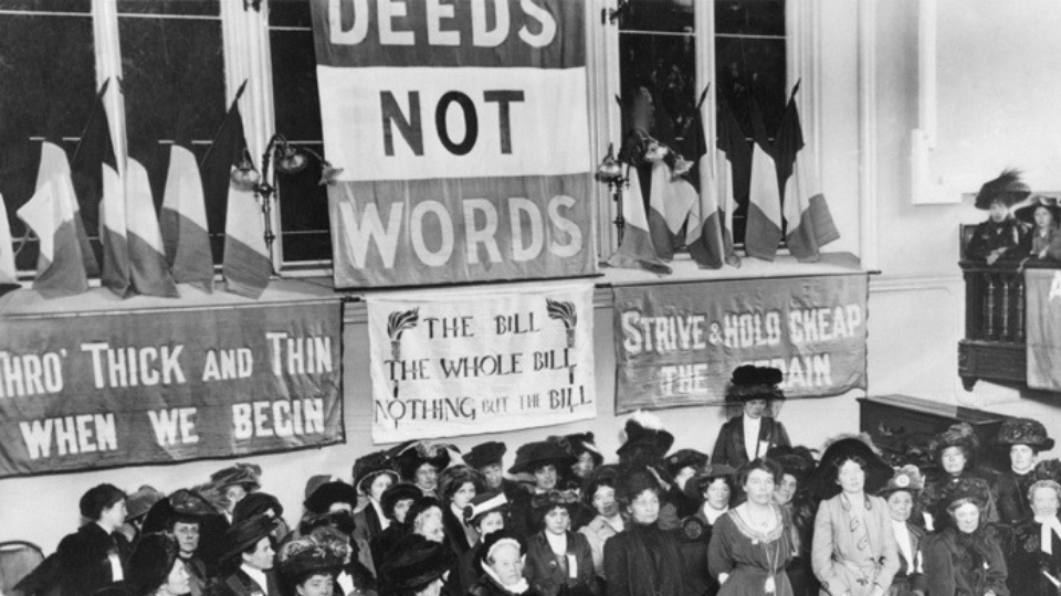 National Theatre announces rehearsed readings to mark 100th anniversary of first women voters