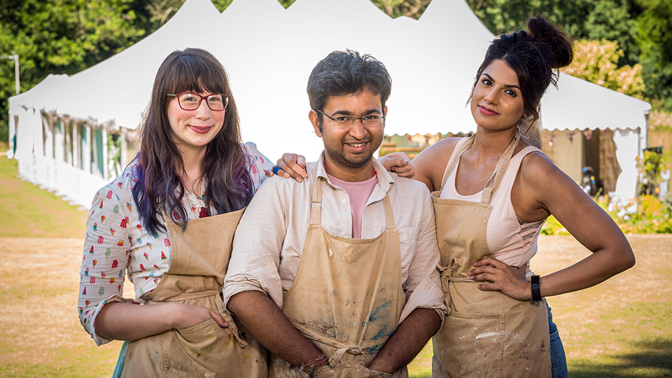 The Great British Bake Off 2018 final