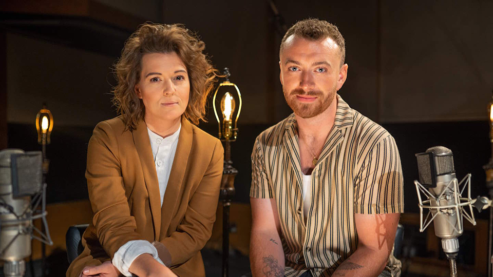 Brandi Carlile and Sam Smith