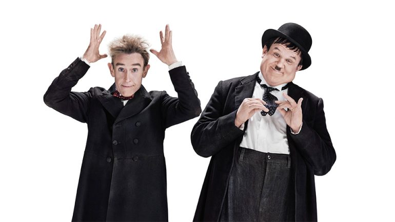 Image result for stan & Ollie 2019 poster