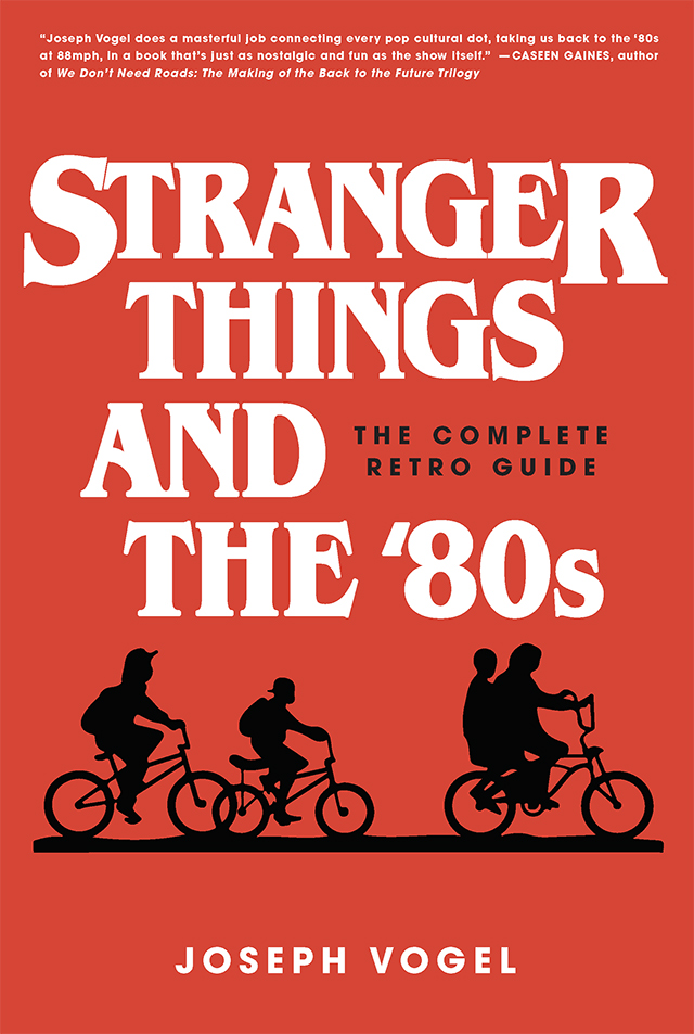Stranger Things and the '80s
