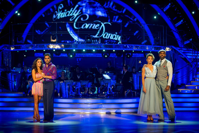 Strictly Come Dancing 2018 week 7 results