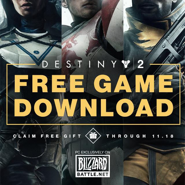 Destiny 2 free