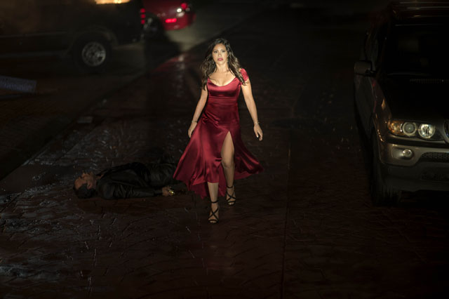 Gina Rodriguez stars in MISS BALA.