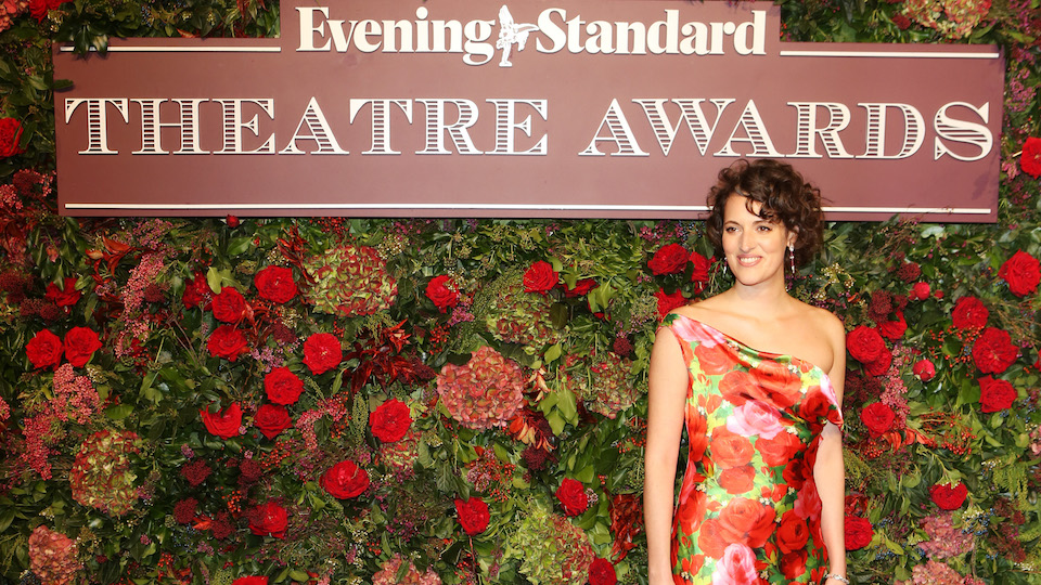 Phoebe Waller-Bridge hosts 64th annual Evening Standard Theatre Awards