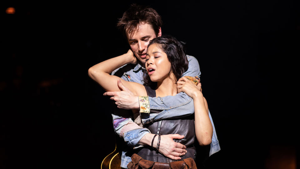Production images released for Hadestown at the National Theatre