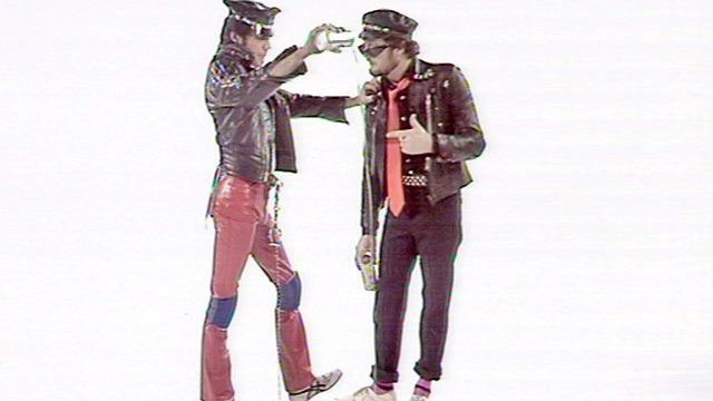 When Freddie Mercury met Kenny Everett. Credit: Network Distributing.