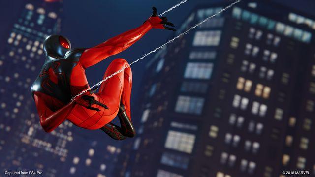 Marvel's Spider-Man - The Heist DLC