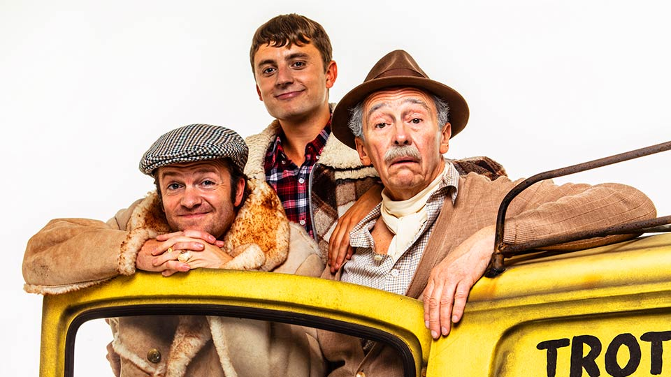Only Fools and Horses The musical review