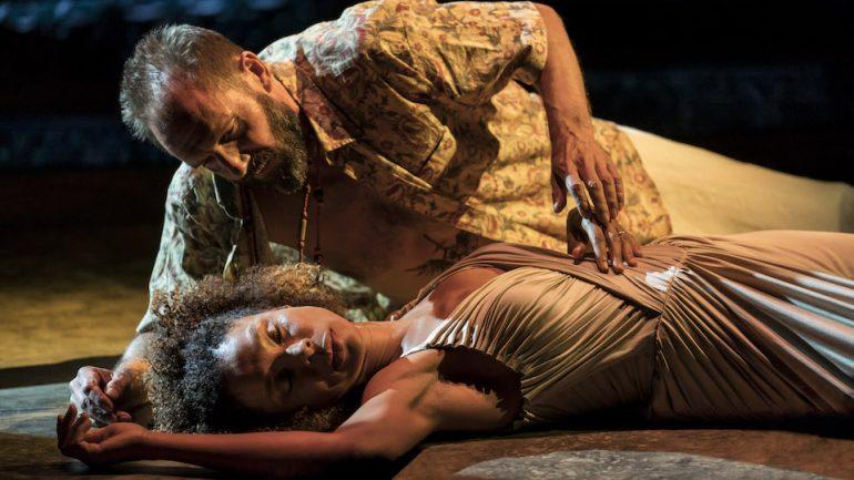 Antony cleopatra gay mark movie