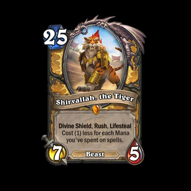 Hearthstone expansion - Rastakhan's Rumble