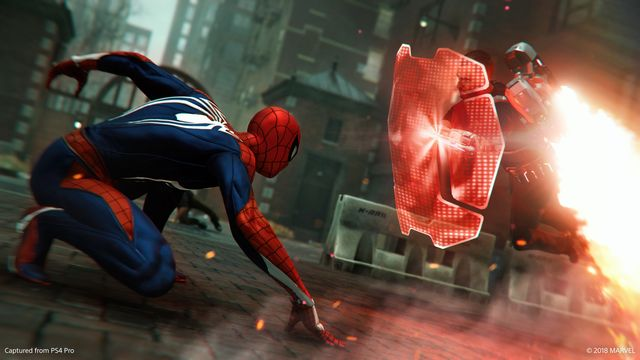 Marvel's Spider-Man – Turf Wars DLC