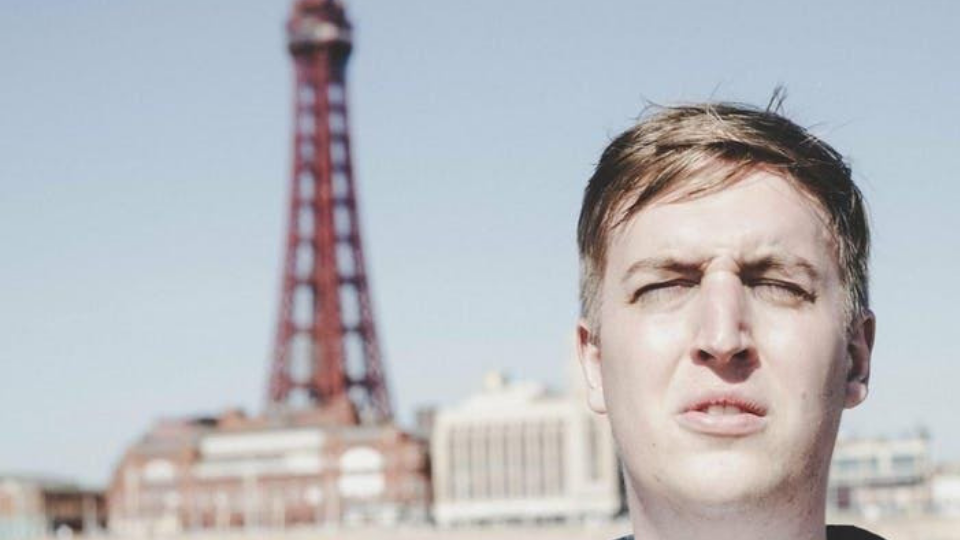 Interview: Actor Mark Newsome on starring in new play Blackpool, What a Shit Place to Die