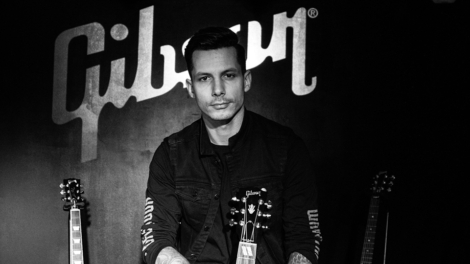 Devin Dawson at Gibson Brands in London