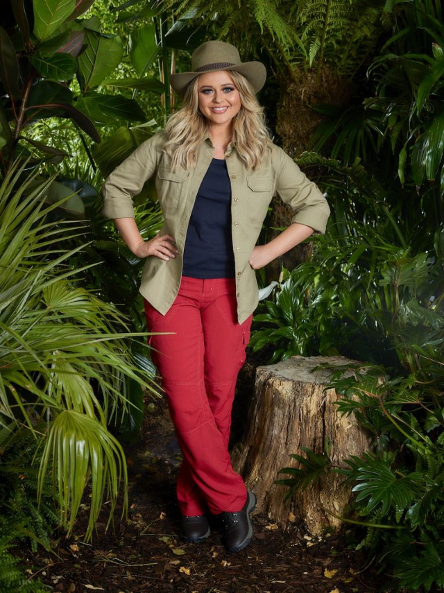 Emily Atak - I'm A Celebrity…Get Me Out Of Here! 2018