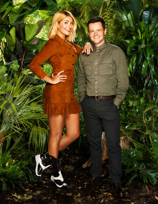 Holly Willoughby & Declan Donnelly - I'm A Celebrity…Get Me Out Of Here! 2018