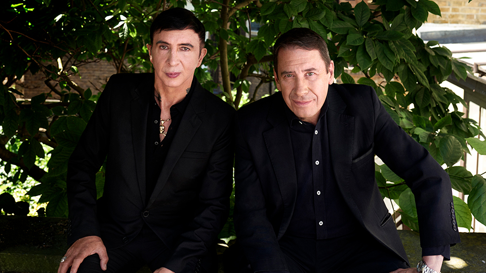 Marc Almond and Jools Holland