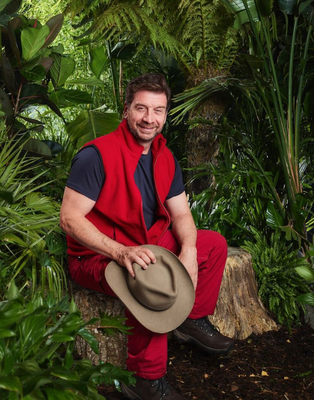 Nick Knowles - I'm A Celebrity…Get Me Out Of Here! 2018