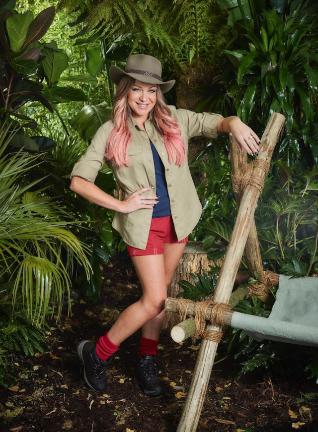 Rita Simons - I'm A Celebrity…Get Me Out Of Here! 2018