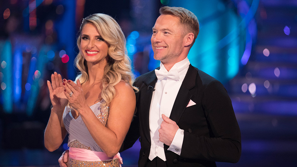 Ronan Keating - Children in Need Strictly Come Dancing special