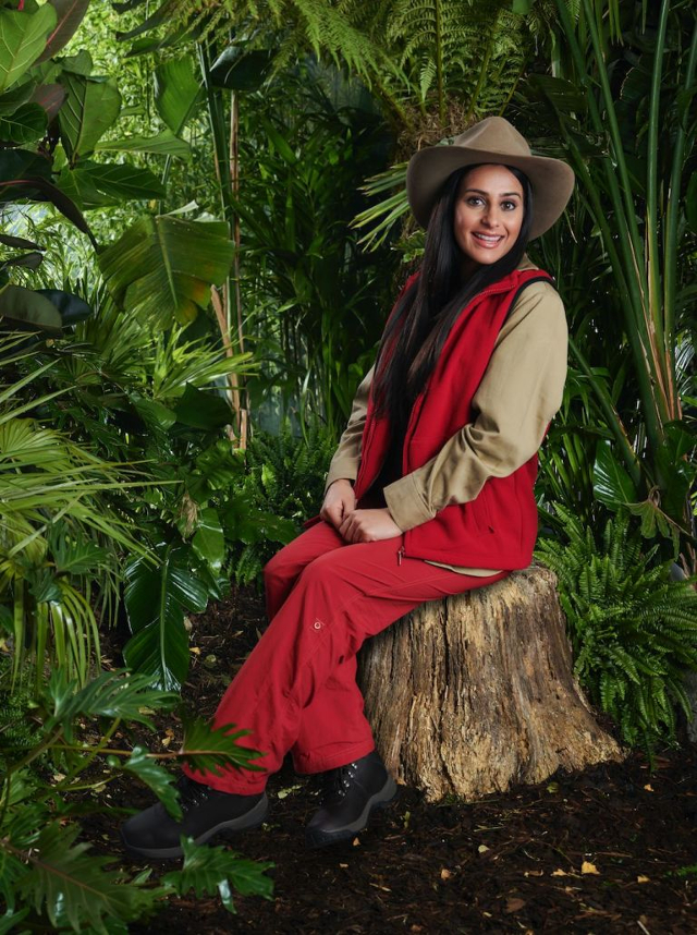 Sair Khan - I'm A Celebrity…Get Me Out Of Here! 2018