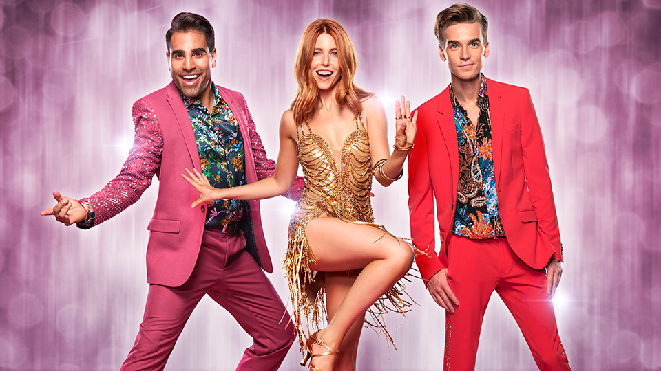Strictly Come Dancing - Dr Ranj, Stacey Dooley and Joe Sugg