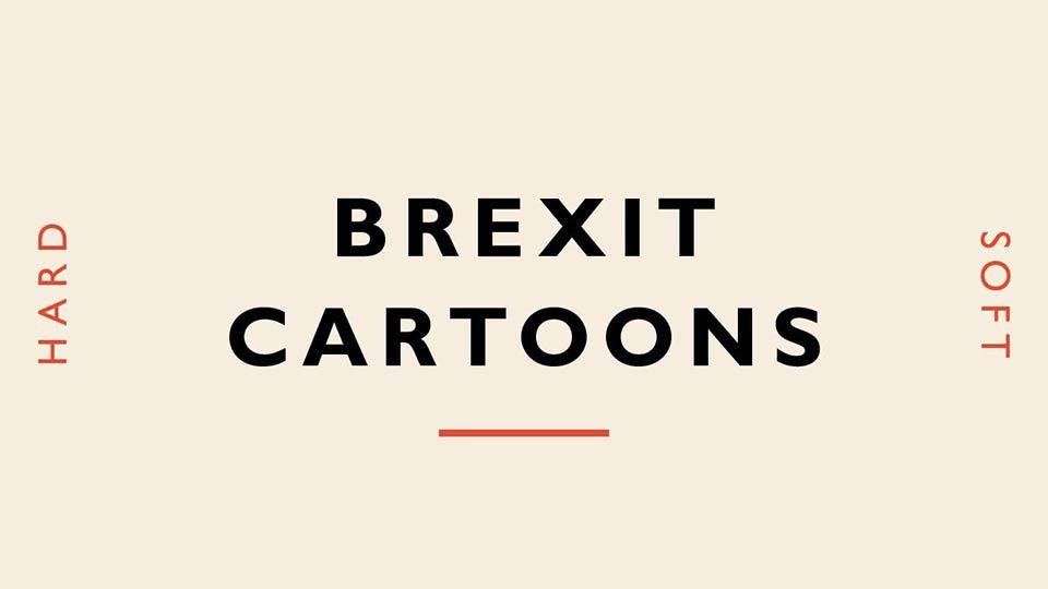 Penguin Book of Brexit Cartoons