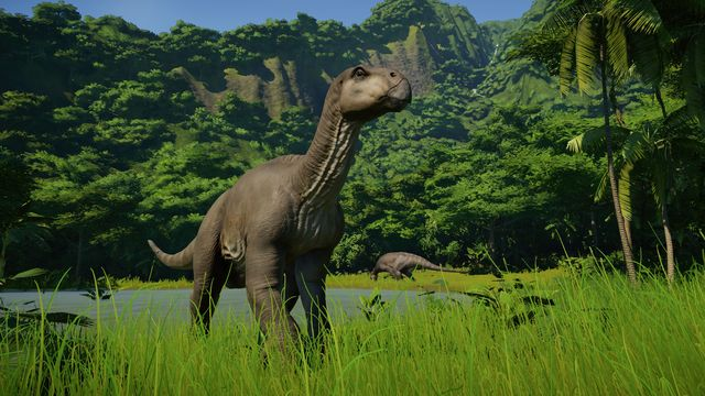 Cretaceous Dino pack added to Jurassic World Evolution