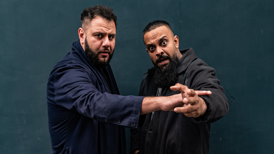 MO AMER & GUZ KHAN UK TOUR 2019