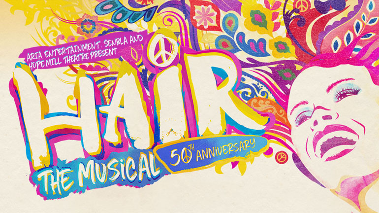 Hair 50th anniversary musical tour