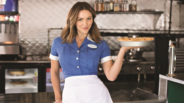 Further cast announced for Waitress