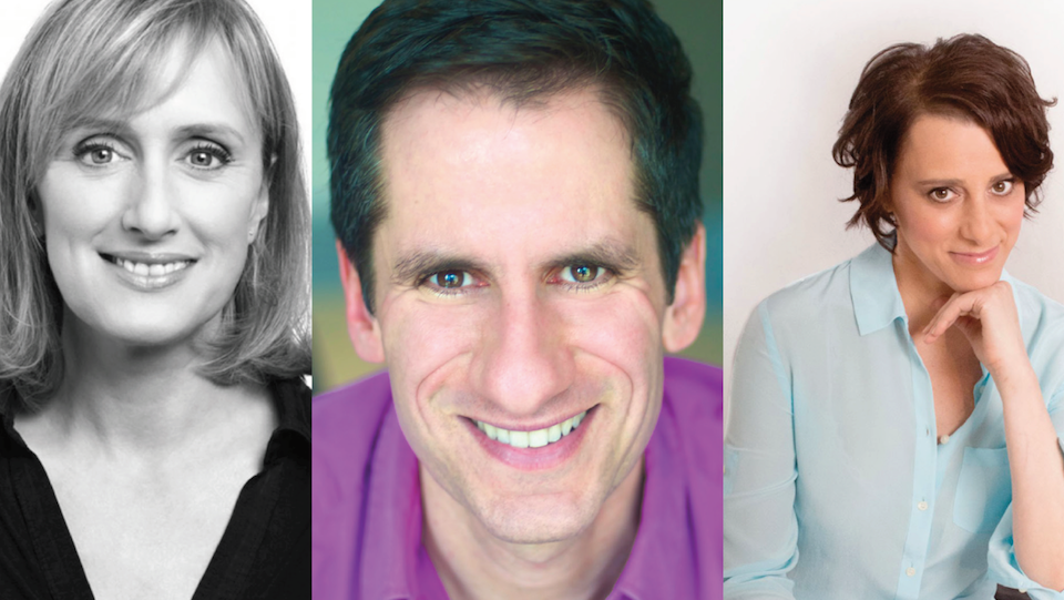 Broadway stars Jenna Russell & Judy Kuhn will join Seth Rudetsky for Broadway Leicester Square Theatre