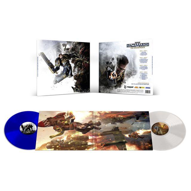 warhammer 40k vinyl