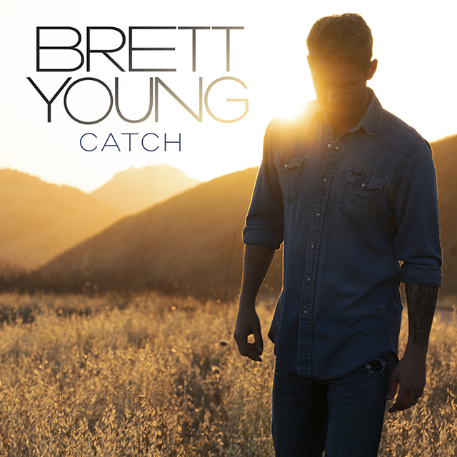 Ticket To L A Brett Young: Brett Young Debuts New Track Catch With Acoustic