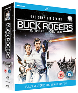 Buck Rogers in the 25th Century: The Complete Series