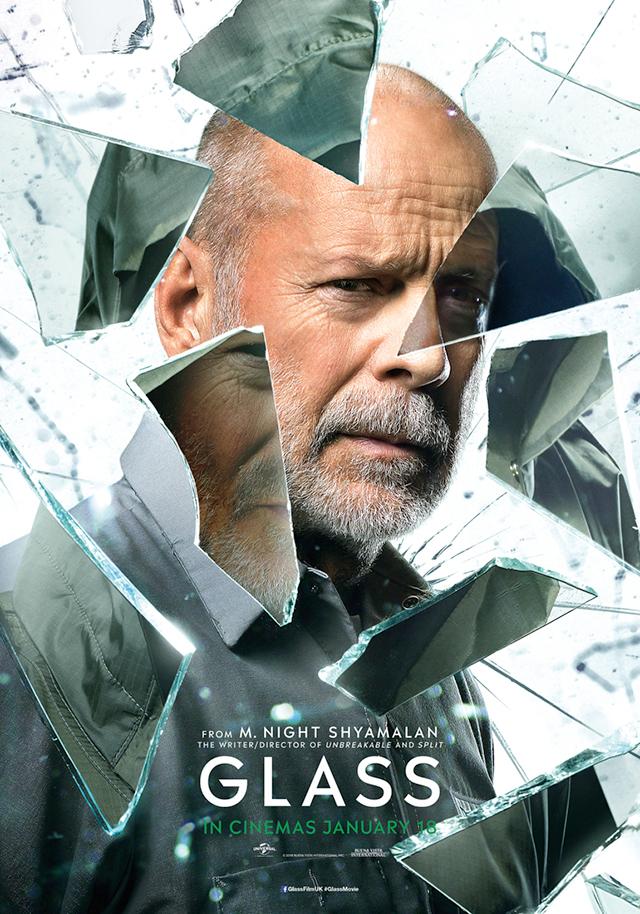 Glass - Bruce Willis