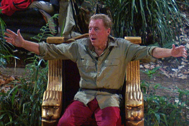 I'm A Celebrity…Get Me Out Of Here! 2018 - Harry Redknapp
