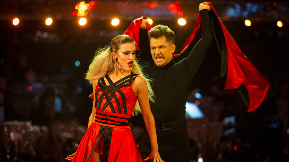 Strictly Come Dancing 2018 semi-final