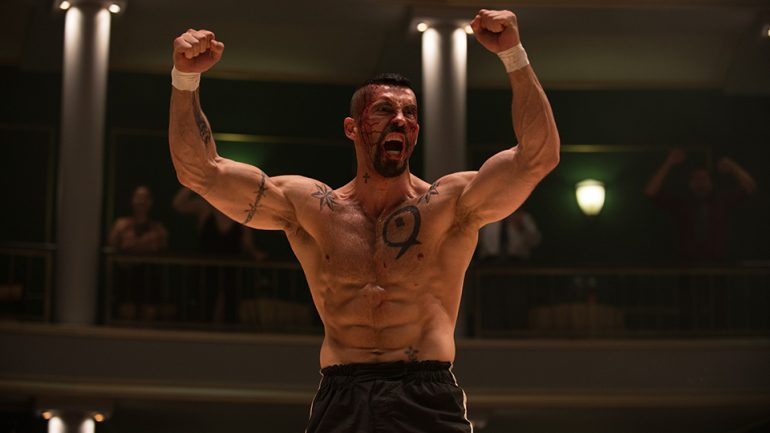 Scott Adkins Undisputed Fight For Freedom Released On Dvd
