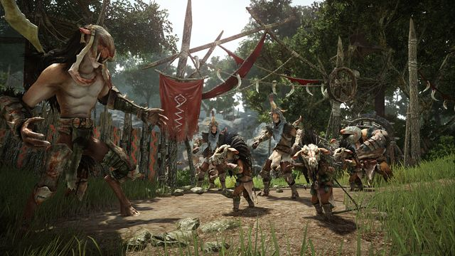 Black Desert Online available for pre-order on Xbox One