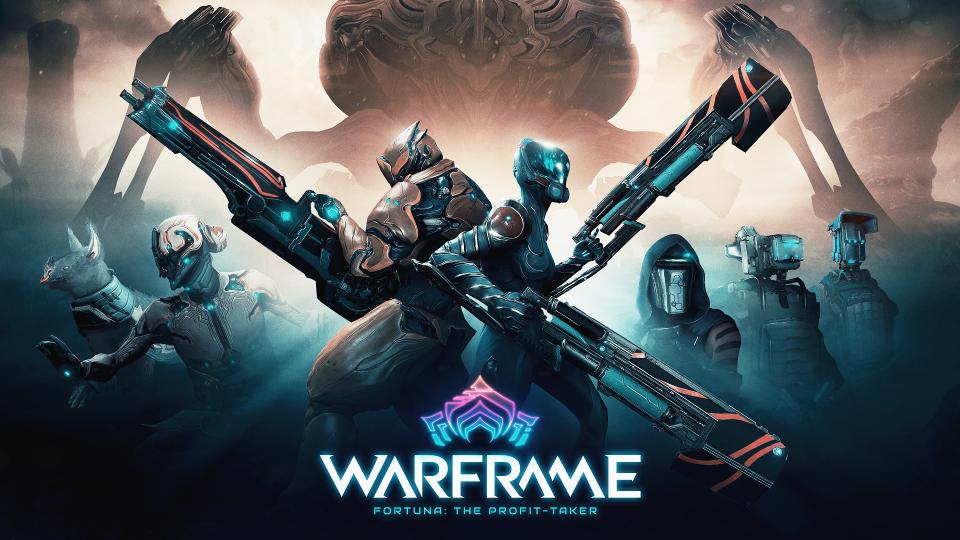 Warframe Fortuna: The Profit-Taker