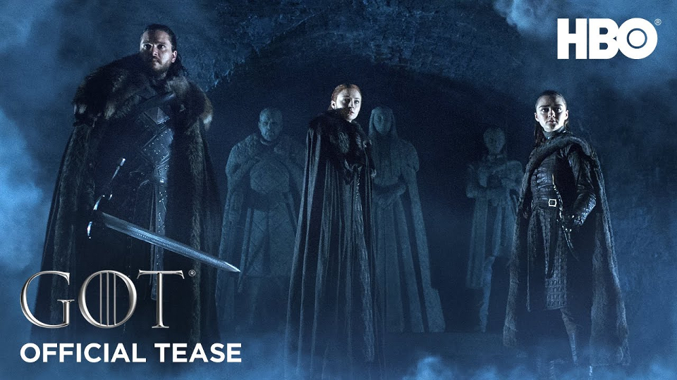 Game of Thrones - Season 8 - Crypts of Winterfell