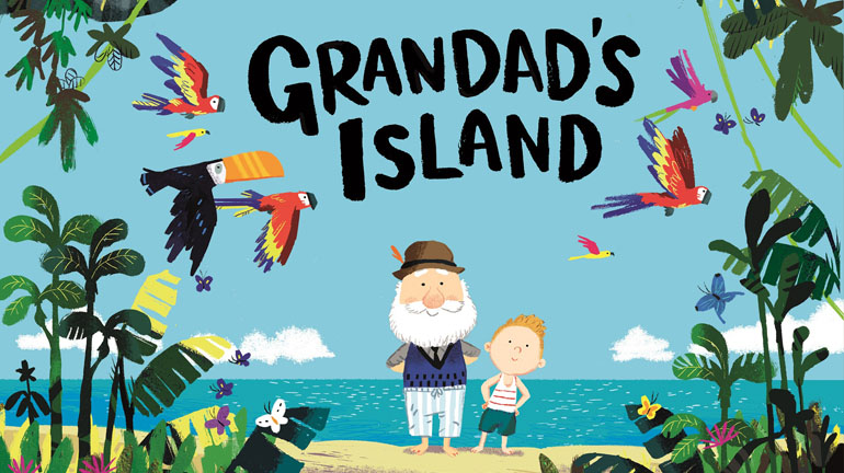 Grandad's Island at York Theatre Royal