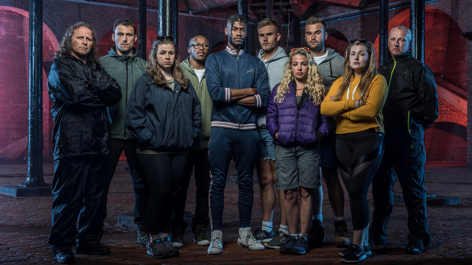 Hunted series 4 - fugitives