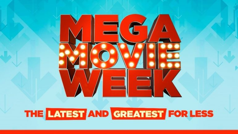 heiße Produkte Luxus-Ästhetik bester Lieferant Mega Movie Week launches, get digital movies cheap this week ...