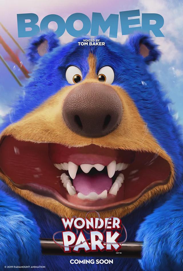 Wonder Park - Boomer