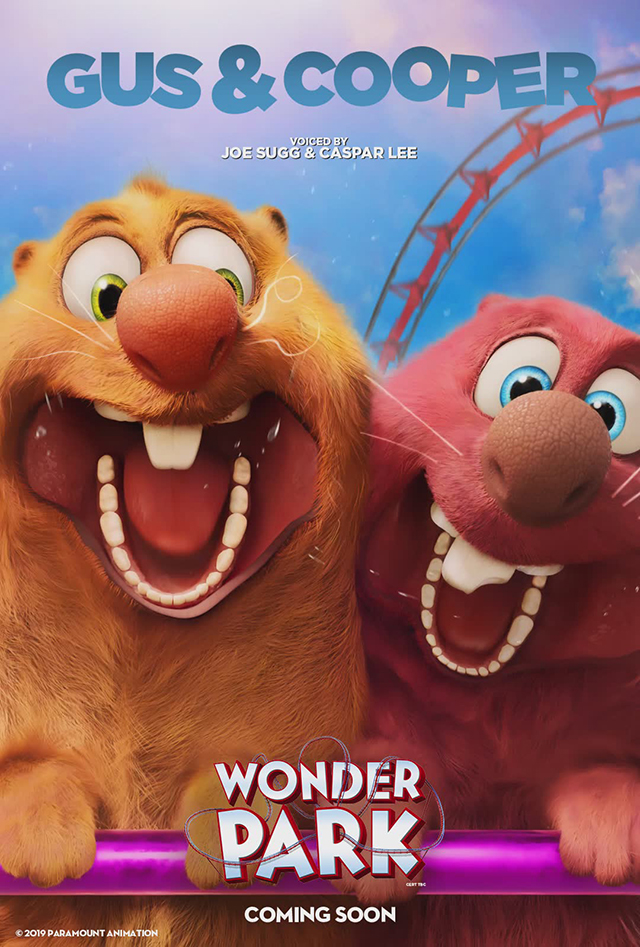 Wonder Park - Gus and Cooper