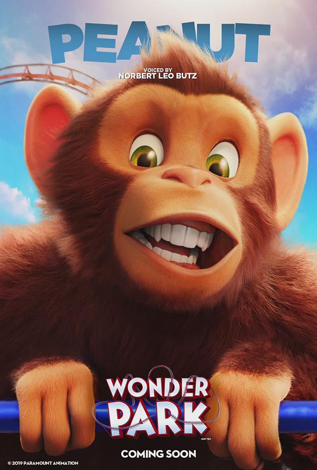 Wonder Park - Peanut
