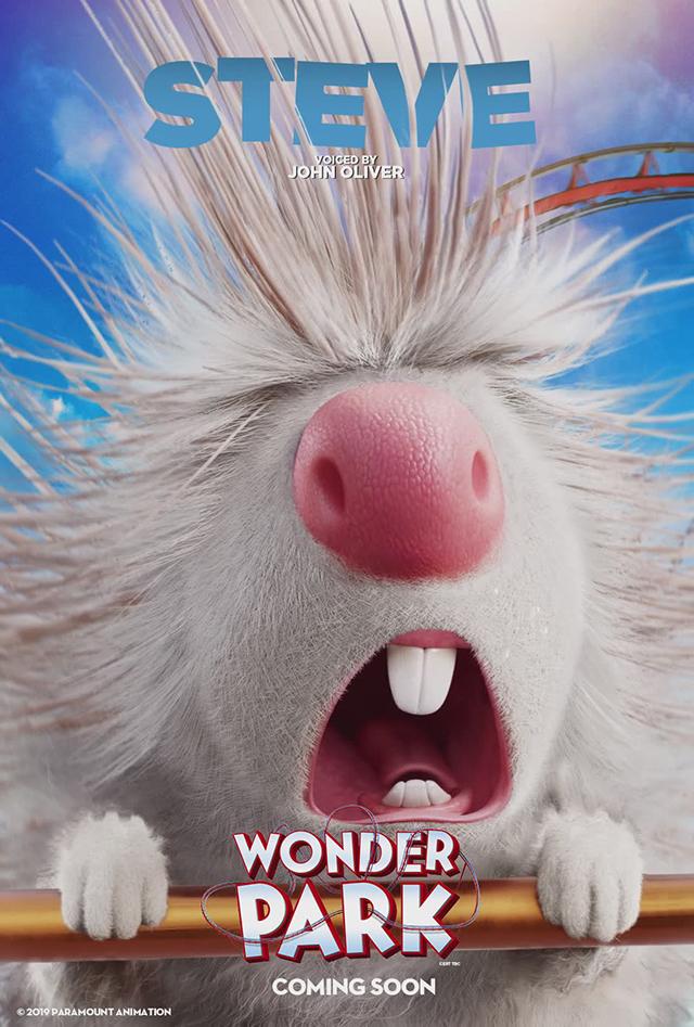 Wonder Park - Steve